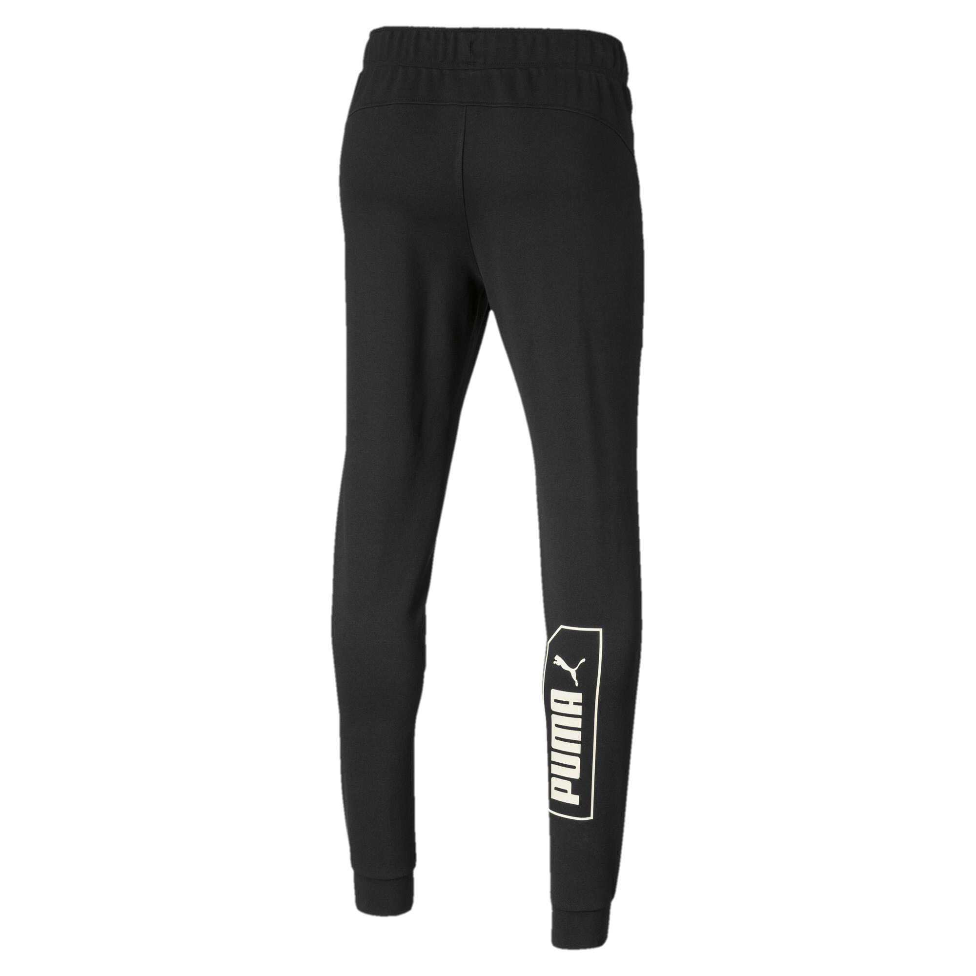 PUMA-NU-TILITY-Men-039-s-Sweatpants-Men-Knitted-Pants-Basics thumbnail 13