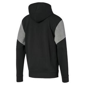 Miniatura 5 de Chaqueta con capucha NU-TILITY para hombre, Puma Black, mediano