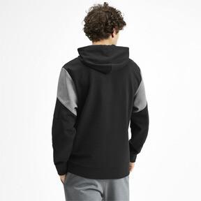 Miniatura 3 de Chaqueta con capucha NU-TILITY para hombre, Puma Black, mediano