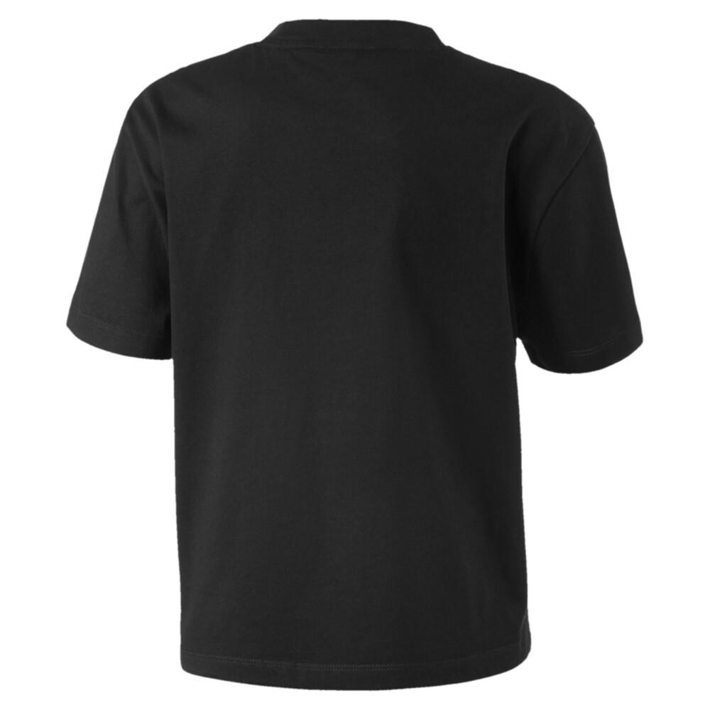 Image PUMA Camiseta Alpha Graphic Feminina Juvenil #2