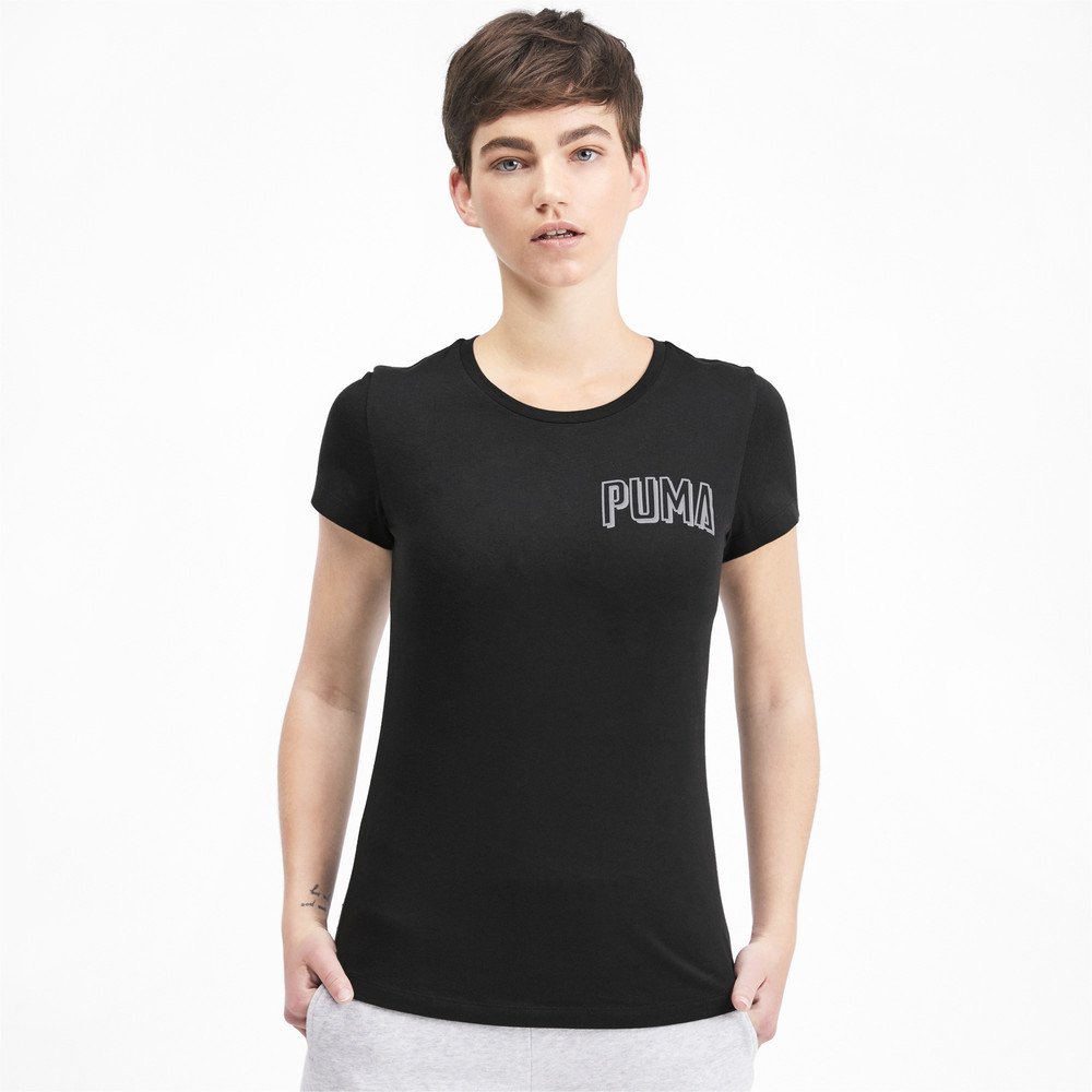 Зображення Puma Футболка Athletics Small Logo Tee #1