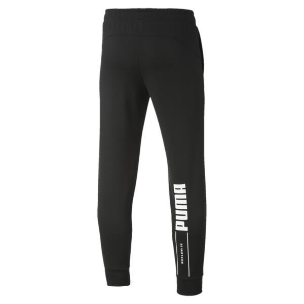 Pantalones deportivosNU-TILITY para mujer, Puma Black, grande