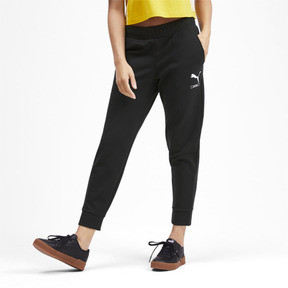 Miniatura 1 de Pantalones deportivosNU-TILITY para mujer, Puma Black, mediano