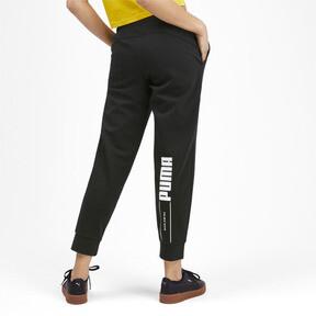 Miniatura 2 de Pantalones deportivosNU-TILITY para mujer, Puma Black, mediano