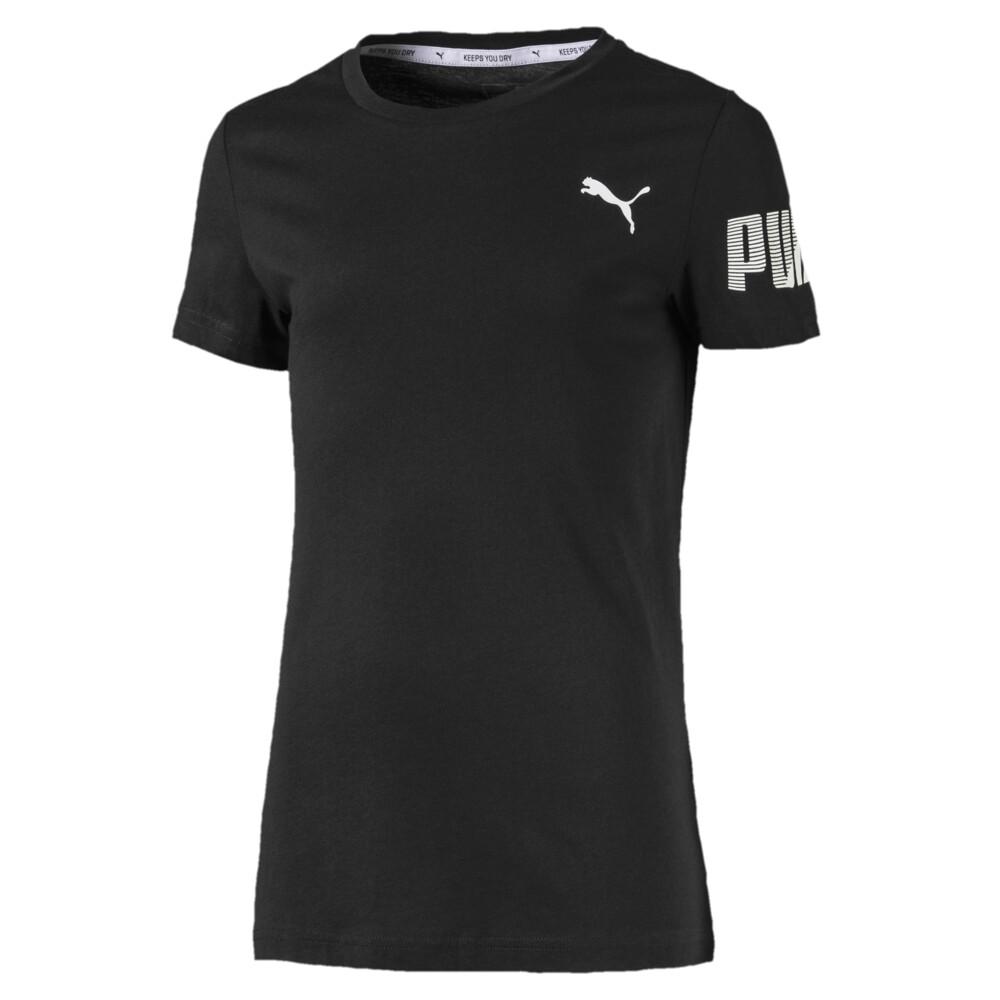 Image PUMA Modern Sports Short Sleeve Girls' Tee #1