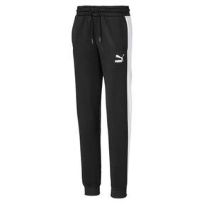 Miniatura 1 de Pantalones deportivosT7 icónicos para niños, Puma Black, mediano