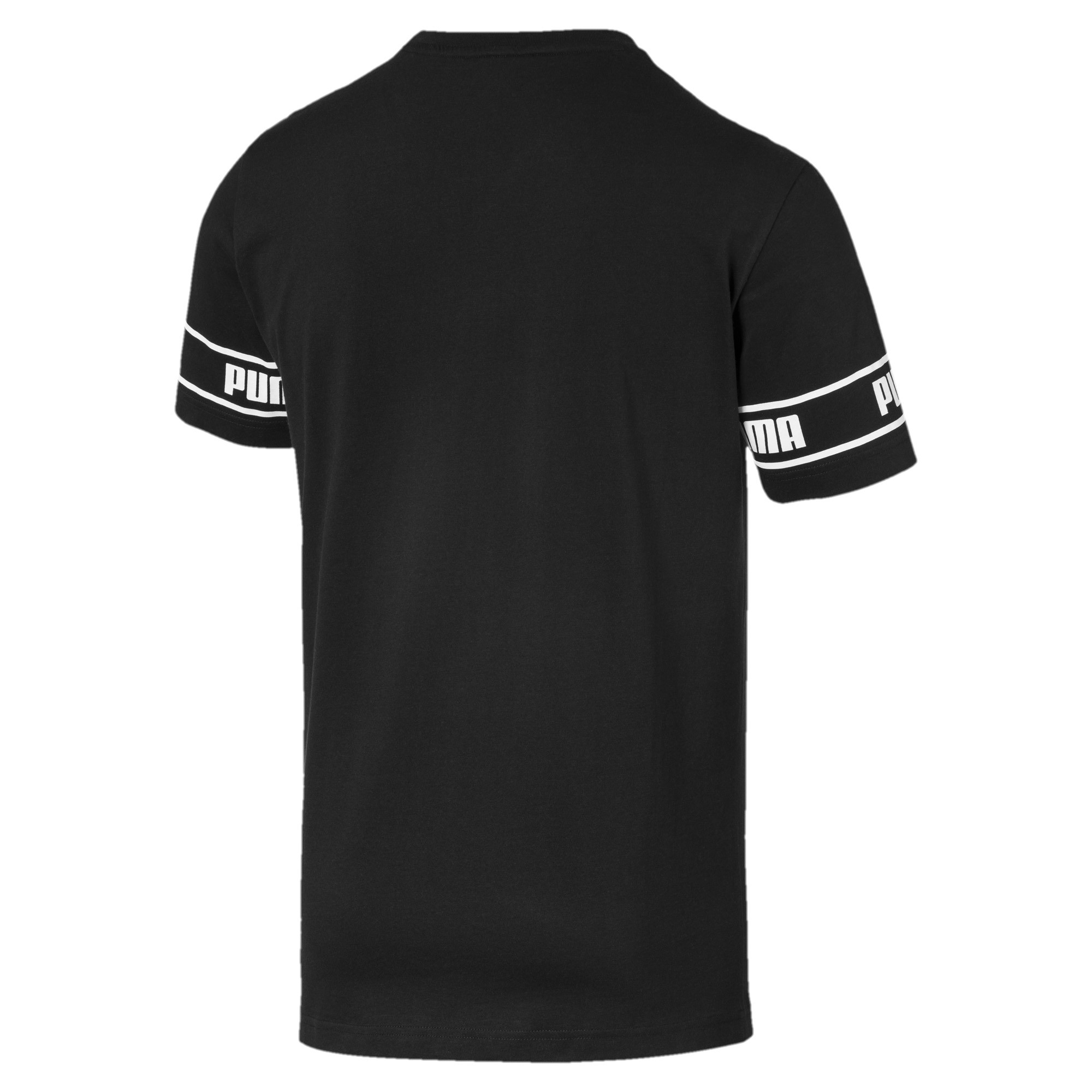 PUMA-Amplified-Men-039-s-Big-Logo-Tee-Men-Tee-Basics thumbnail 16