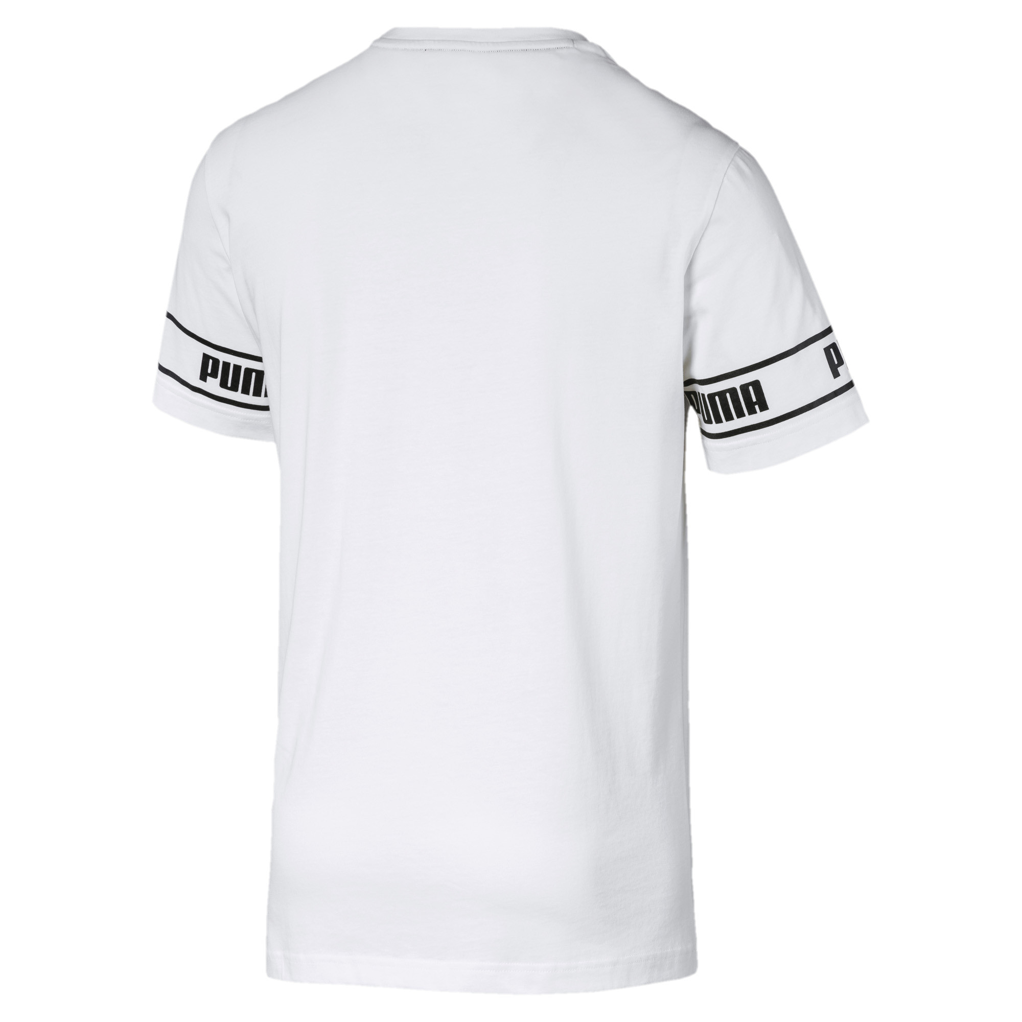 PUMA-Amplified-Men-039-s-Big-Logo-Tee-Men-Tee-Basics thumbnail 3