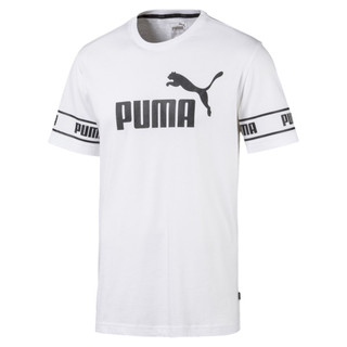 Image Puma Amplified Big Logo Men's Tee