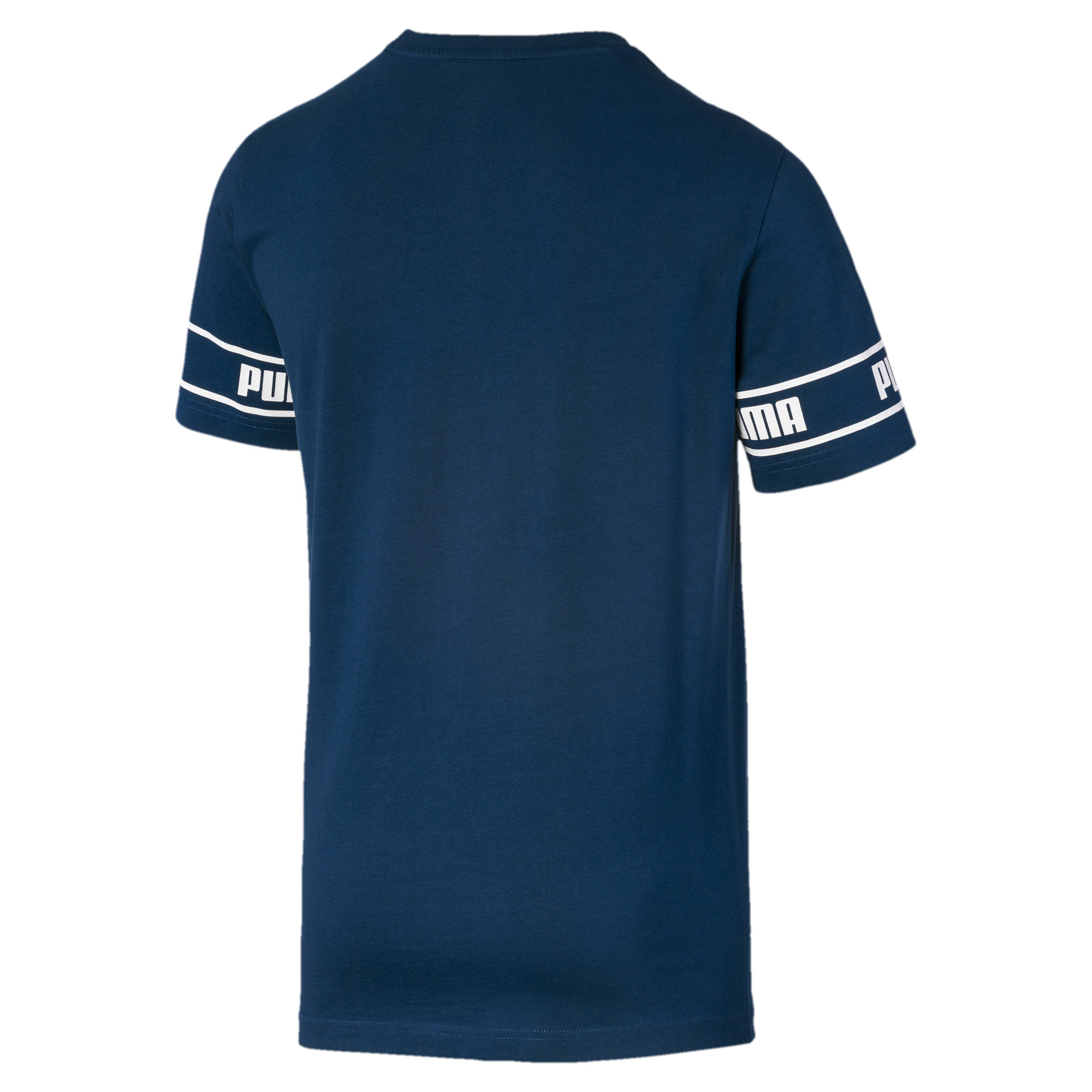 PUMA-Amplified-Men-039-s-Big-Logo-Tee-Men-Tee-Basics thumbnail 26