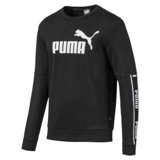Image Puma Amplified Long Sleeve Men's Sweater