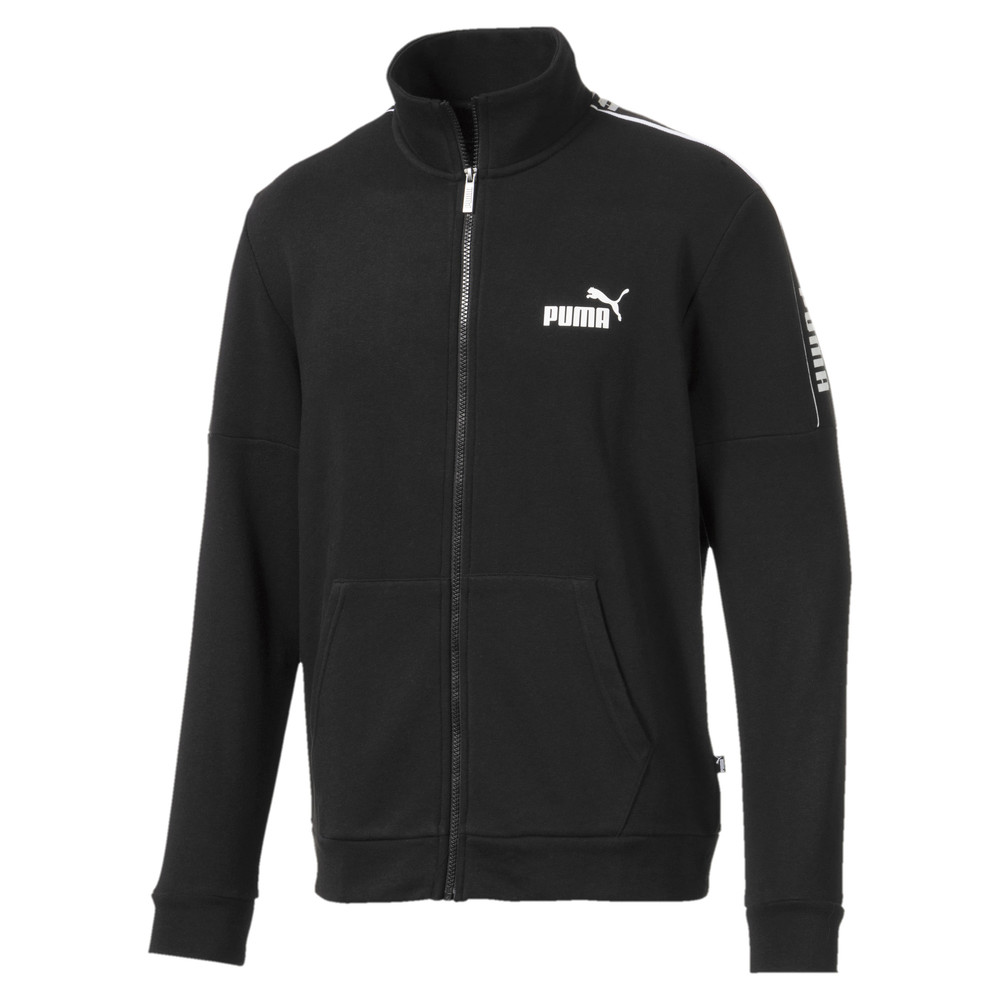 Image Puma Amplified Men's Track Jacket #1