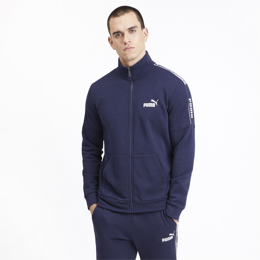 Image Puma Amplified Men's Track Jacket #2