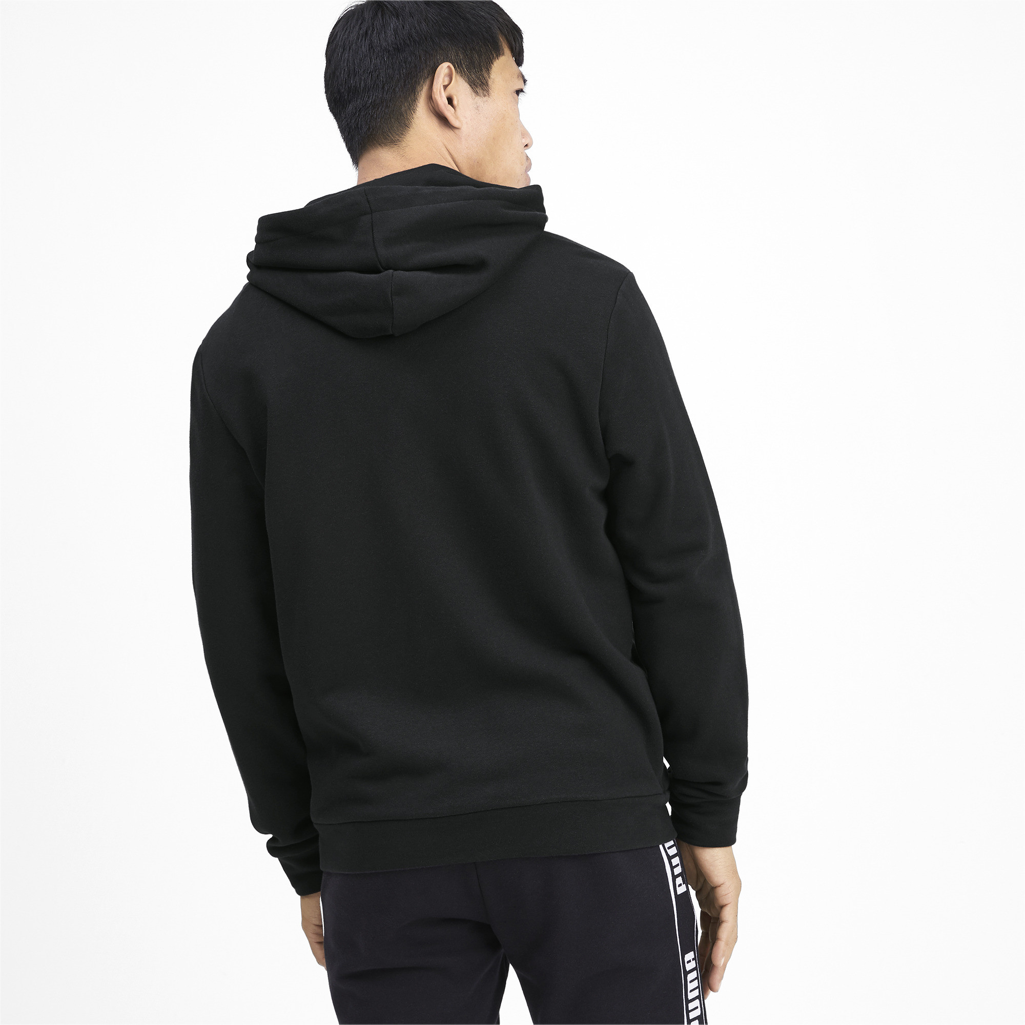 PUMA-Amplified-Men-039-s-Hooded-Jacket-Men-Sweat-Basics thumbnail 15