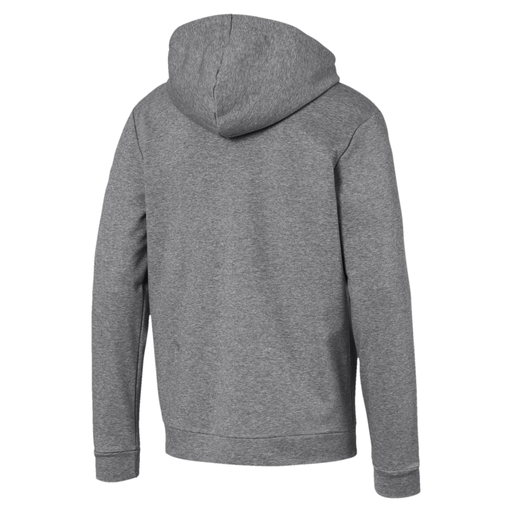 PUMA-Amplified-Men-039-s-Hooded-Jacket-Men-Sweat-Basics thumbnail 8