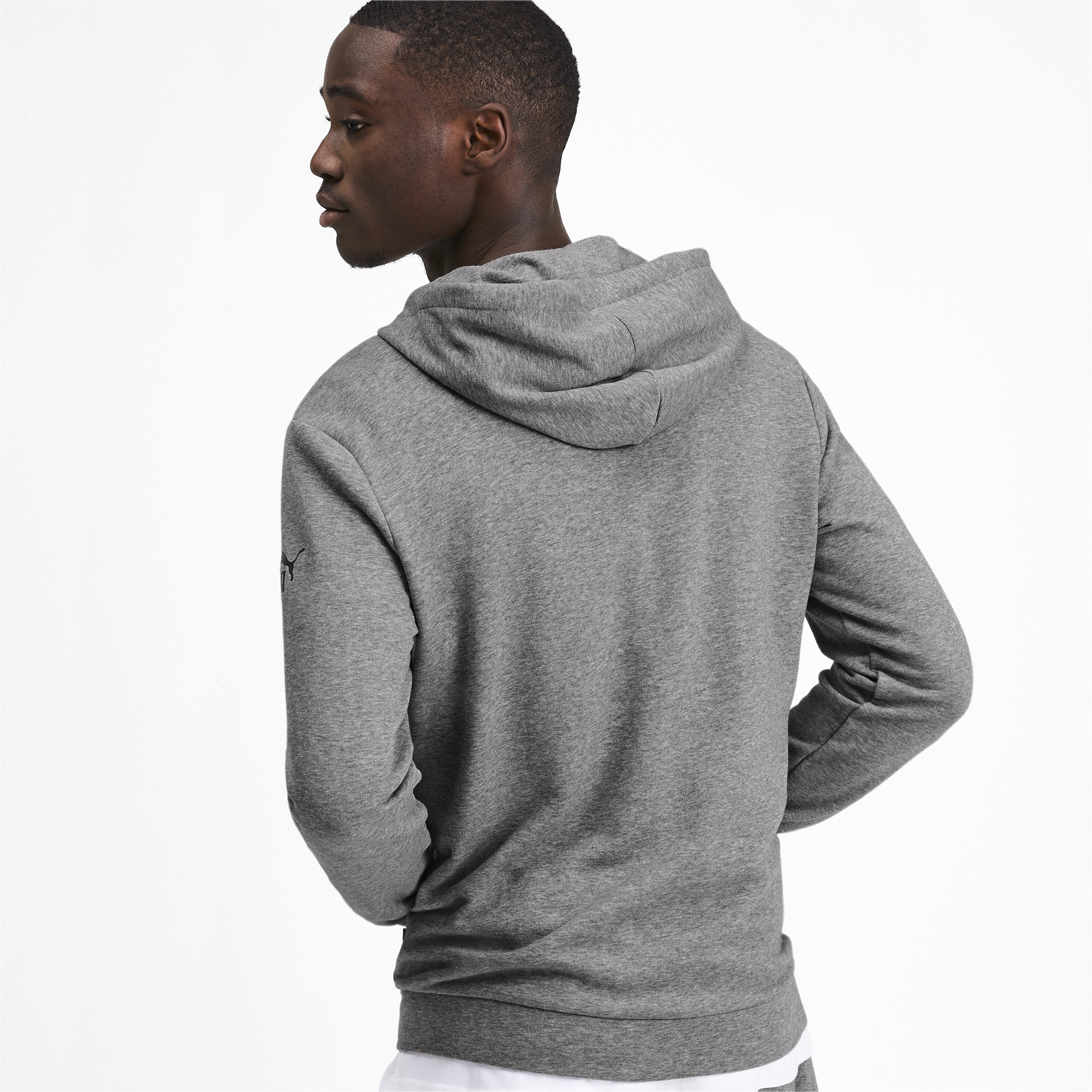 PUMA-Amplified-Men-039-s-Hooded-Jacket-Men-Sweat-Basics thumbnail 10