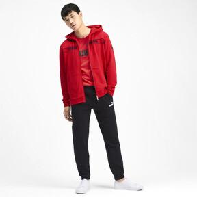 Miniatura 4 de Chaqueta con capucha Amplified para hombre, High Risk Red, mediano