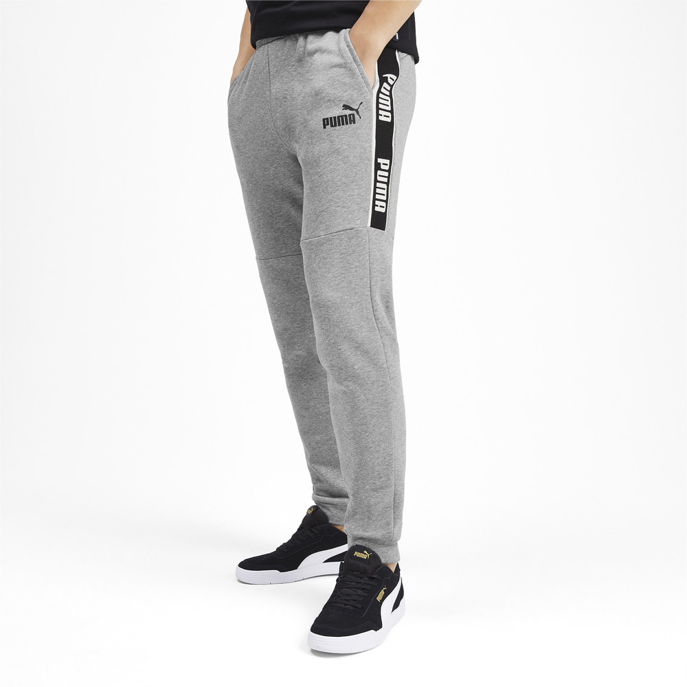 Image Puma Amplified Men's Sweatpants #2