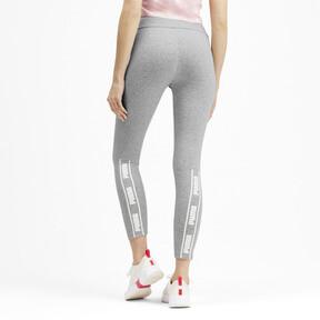 Miniatura 3 de Leggings Amplified para mujer, Light Gray Heather, mediano