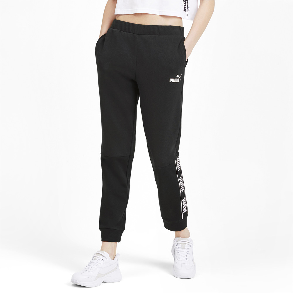 Image Puma Amplified Women's Sweatpants #2
