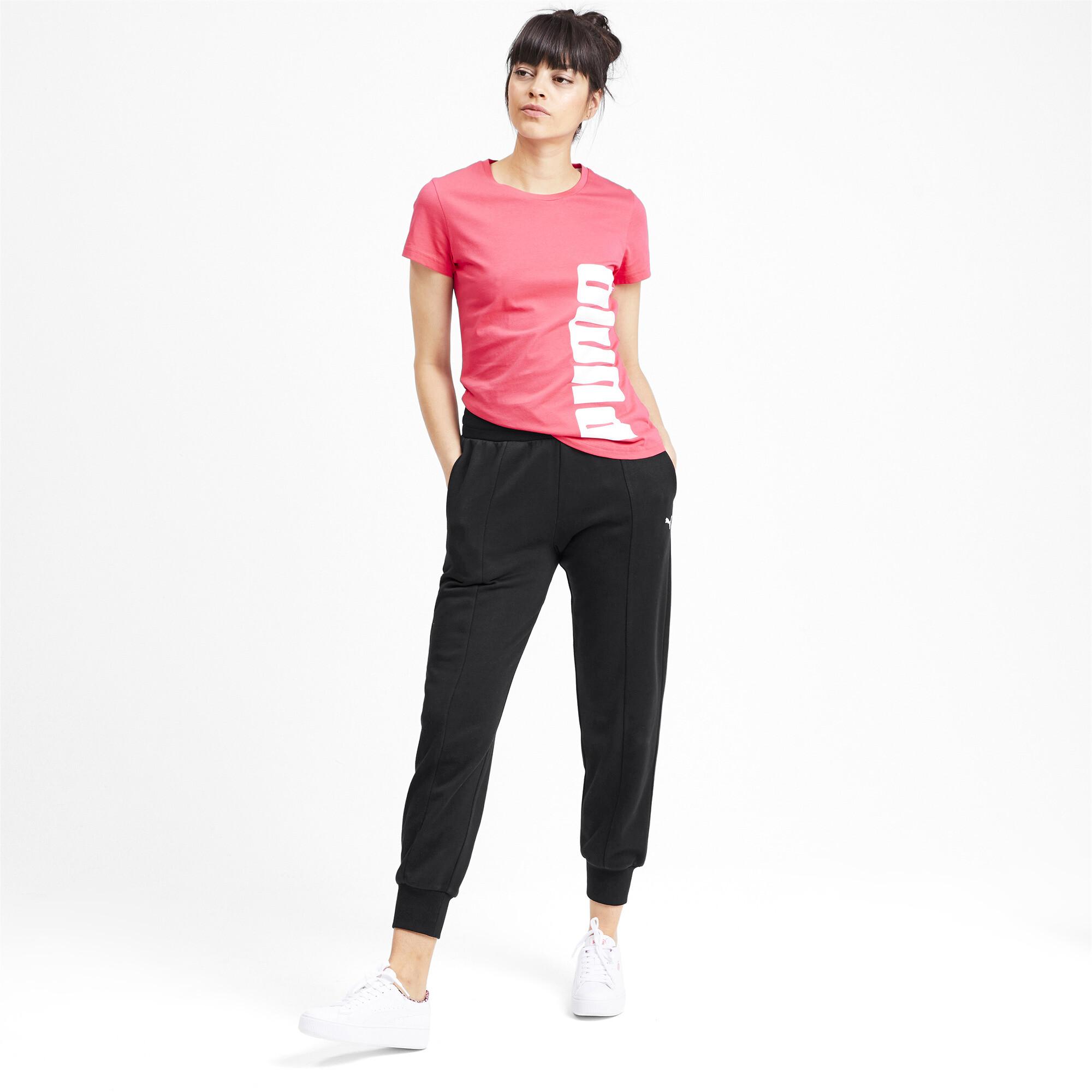 PUMA-Rebel-Women-039-s-Sweatpants-Women-Knitted-Pants-Basics thumbnail 6