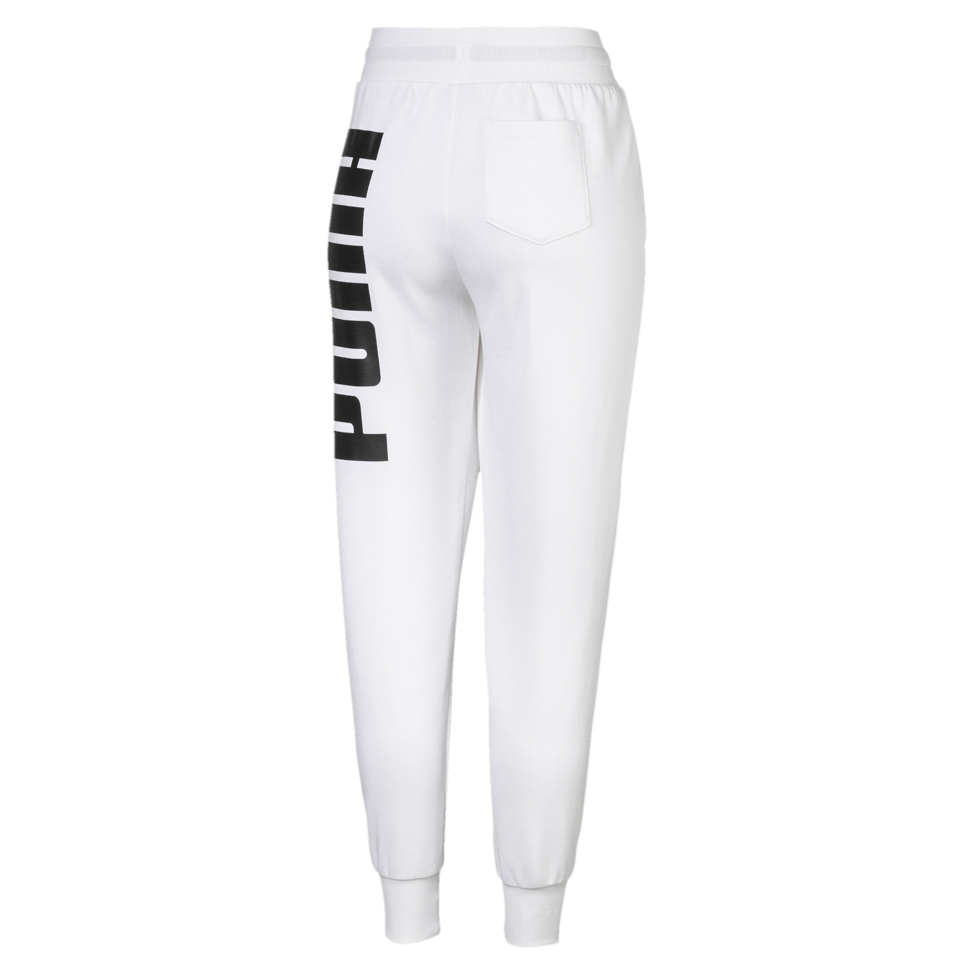 PUMA-Rebel-Women-039-s-Sweatpants-Women-Knitted-Pants-Basics thumbnail 8