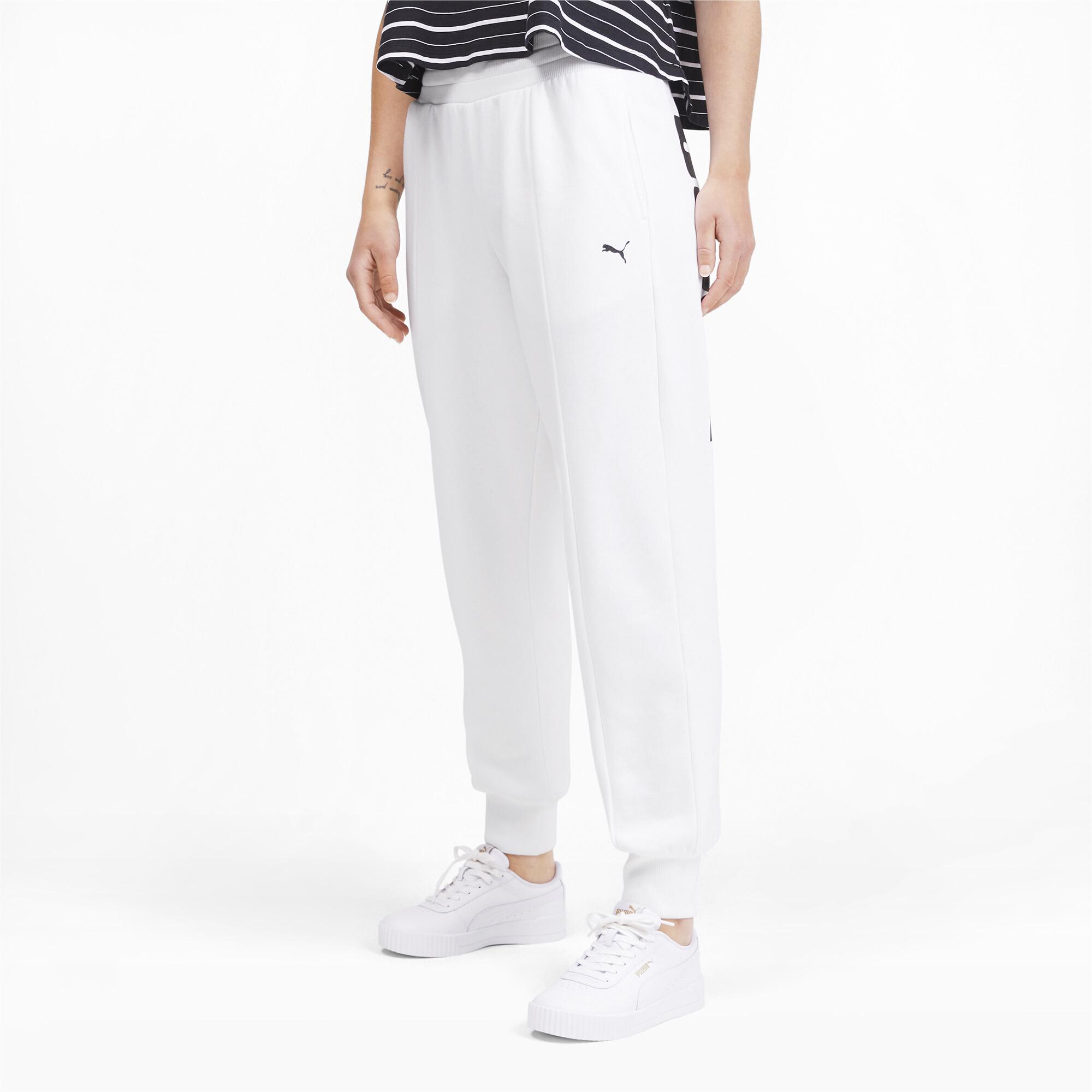 PUMA-Rebel-Women-039-s-Sweatpants-Women-Knitted-Pants-Basics thumbnail 9