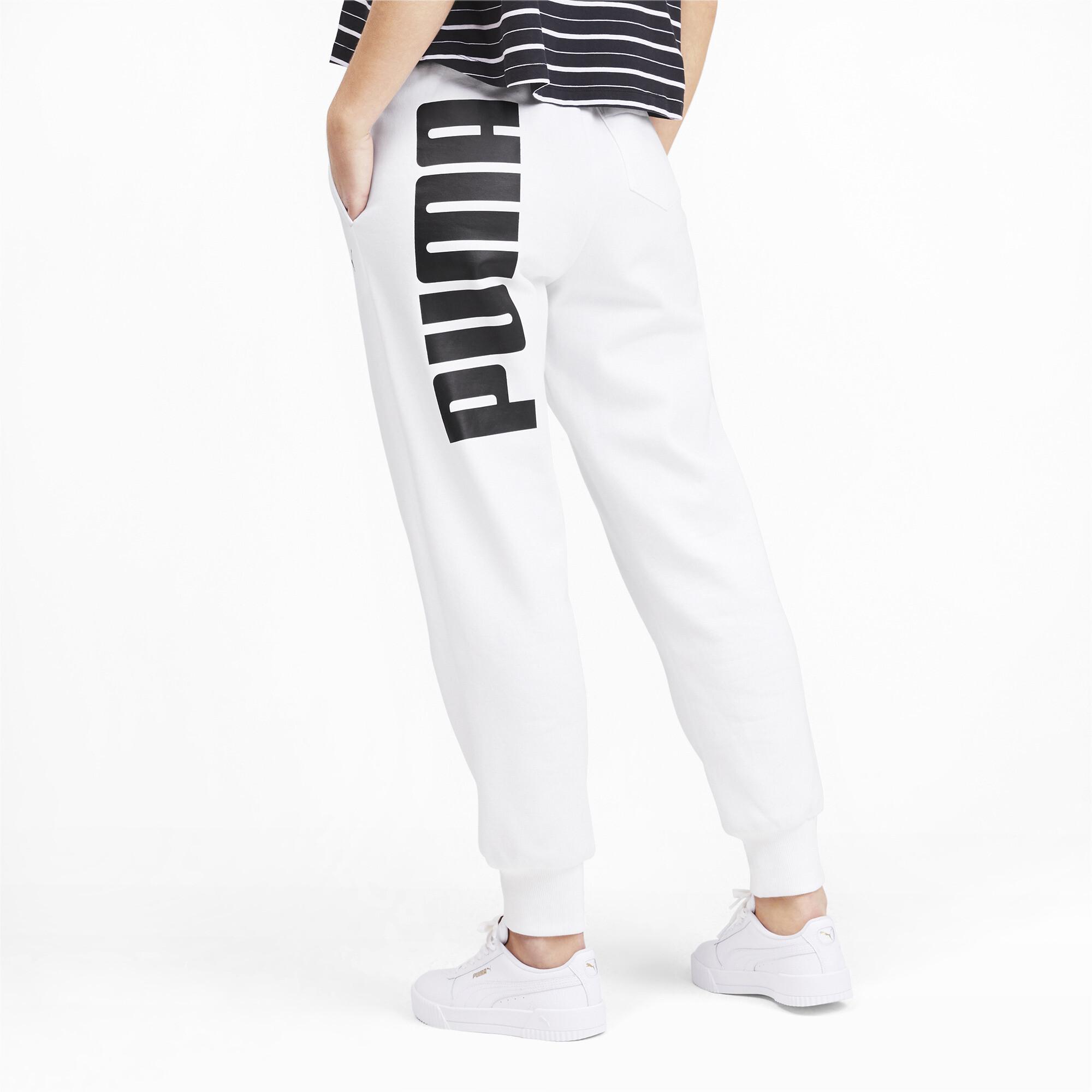 PUMA-Rebel-Women-039-s-Sweatpants-Women-Knitted-Pants-Basics thumbnail 10