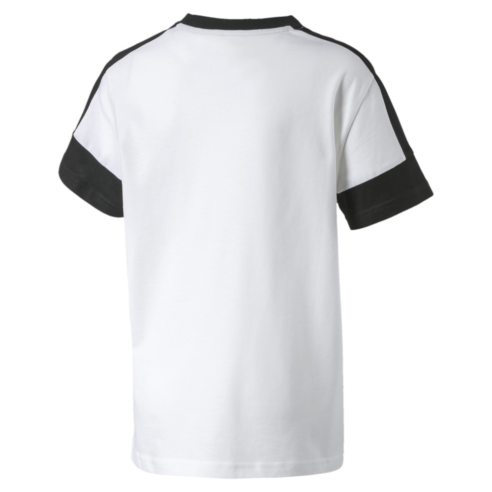 Image Puma Rebel Short Sleeve Boys' Tee #2