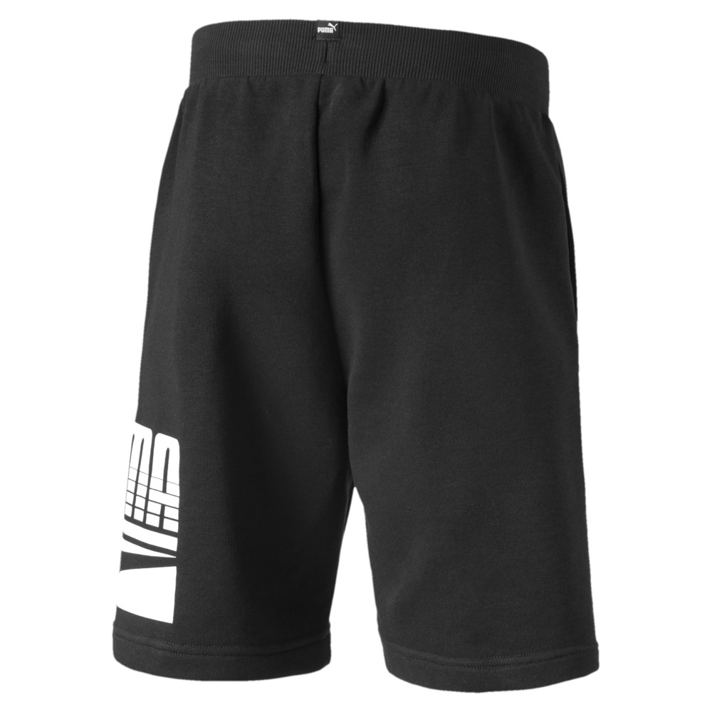 Image Puma Rebel Boys' Sweat Shorts #2