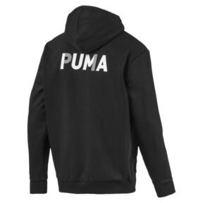 Miniatura 5 de Sudadera Modern Sports con capucha y cierre completo para hombre, Puma Black, mediano