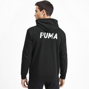 Miniatura 2 de Sudadera Modern Sports con capucha y cierre completo para hombre, Puma Black, mediano