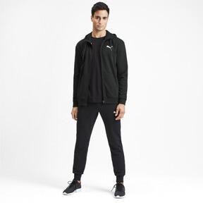 Miniatura 3 de Sudadera Modern Sports con capucha y cierre completo para hombre, Puma Black, mediano