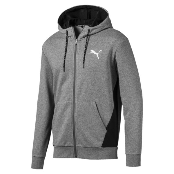 Modern Sports Men's Full Zip Hoodie