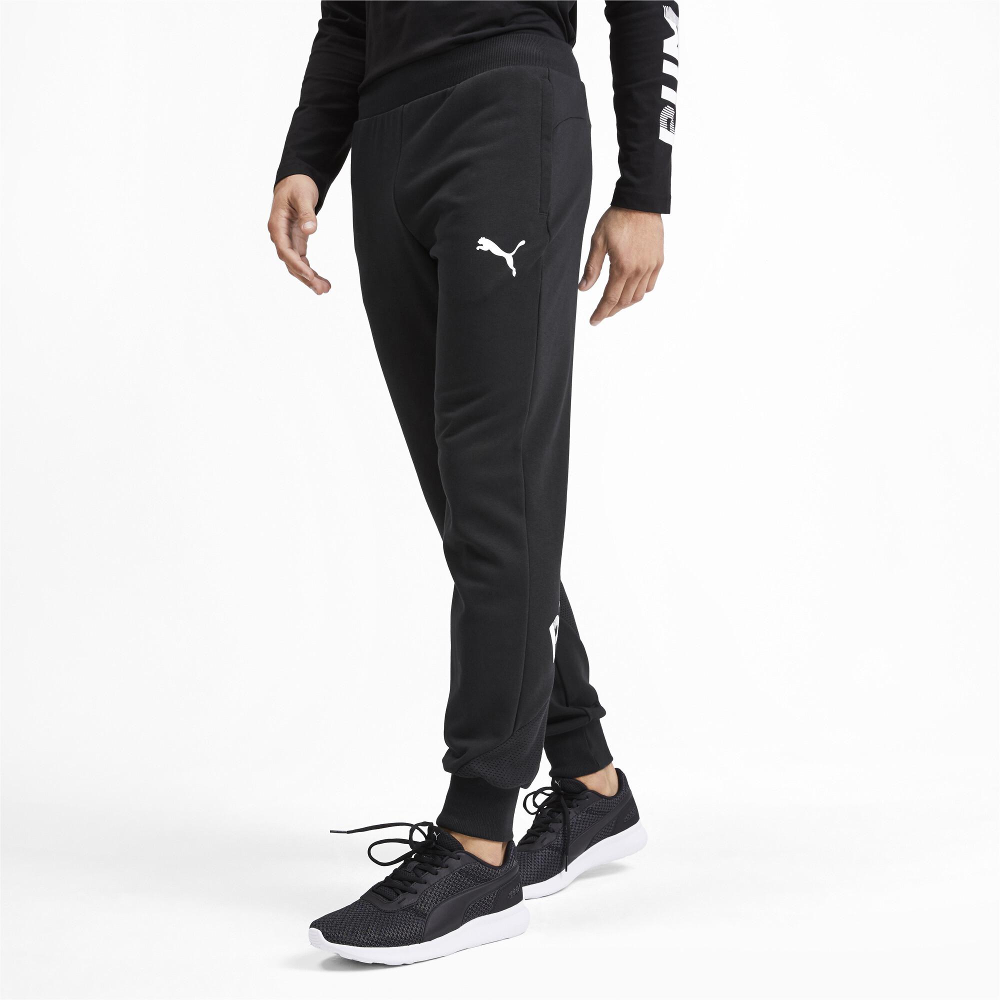 PUMA-Modern-Sports-Men-039-s-Sweatpants-Men-Knitted-Pants-Basics thumbnail 9