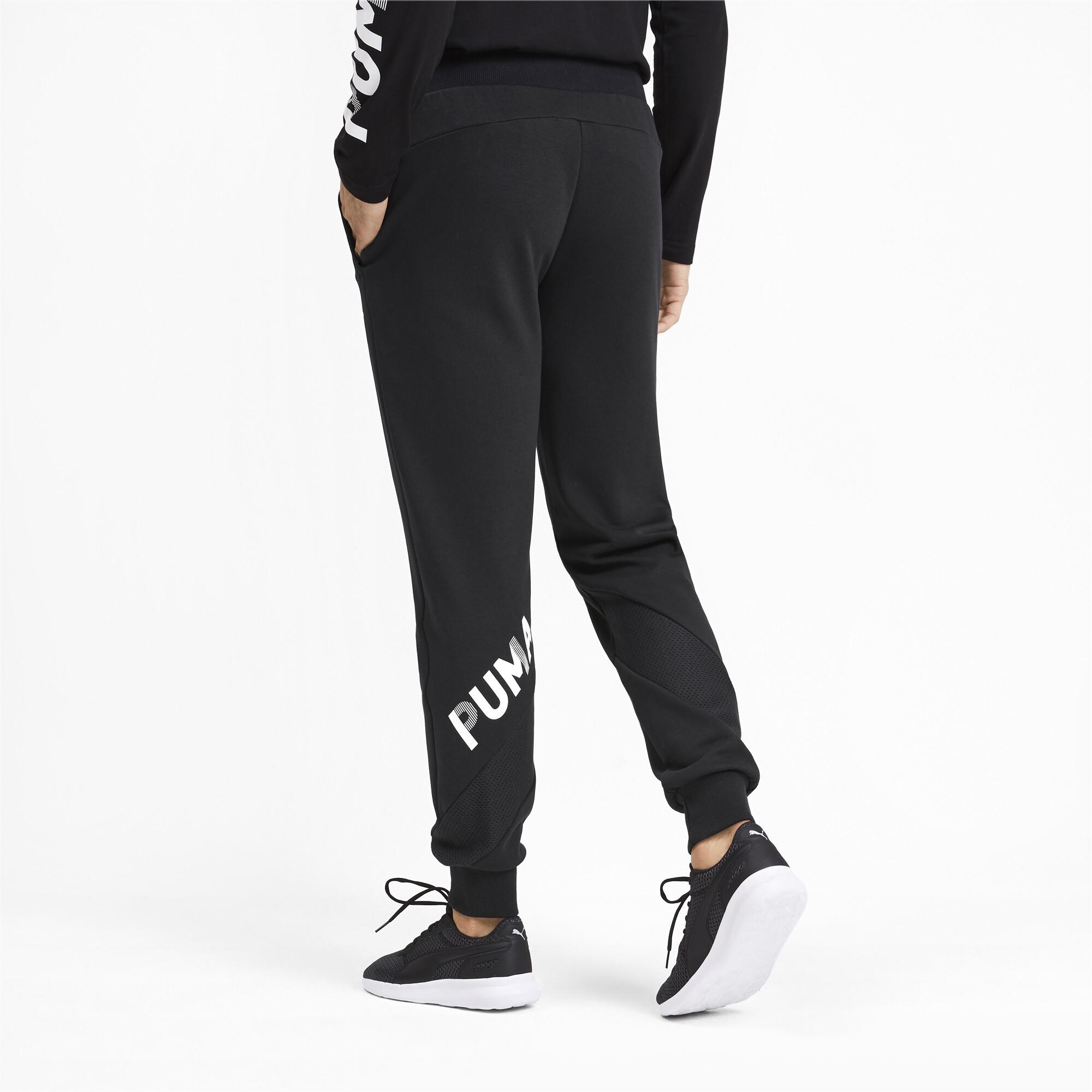 PUMA-Modern-Sports-Men-039-s-Sweatpants-Men-Knitted-Pants-Basics thumbnail 10