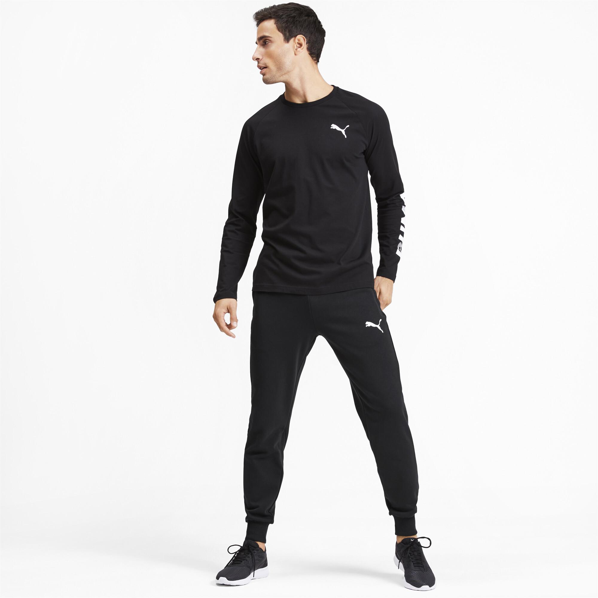 PUMA-Modern-Sports-Men-039-s-Sweatpants-Men-Knitted-Pants-Basics thumbnail 11