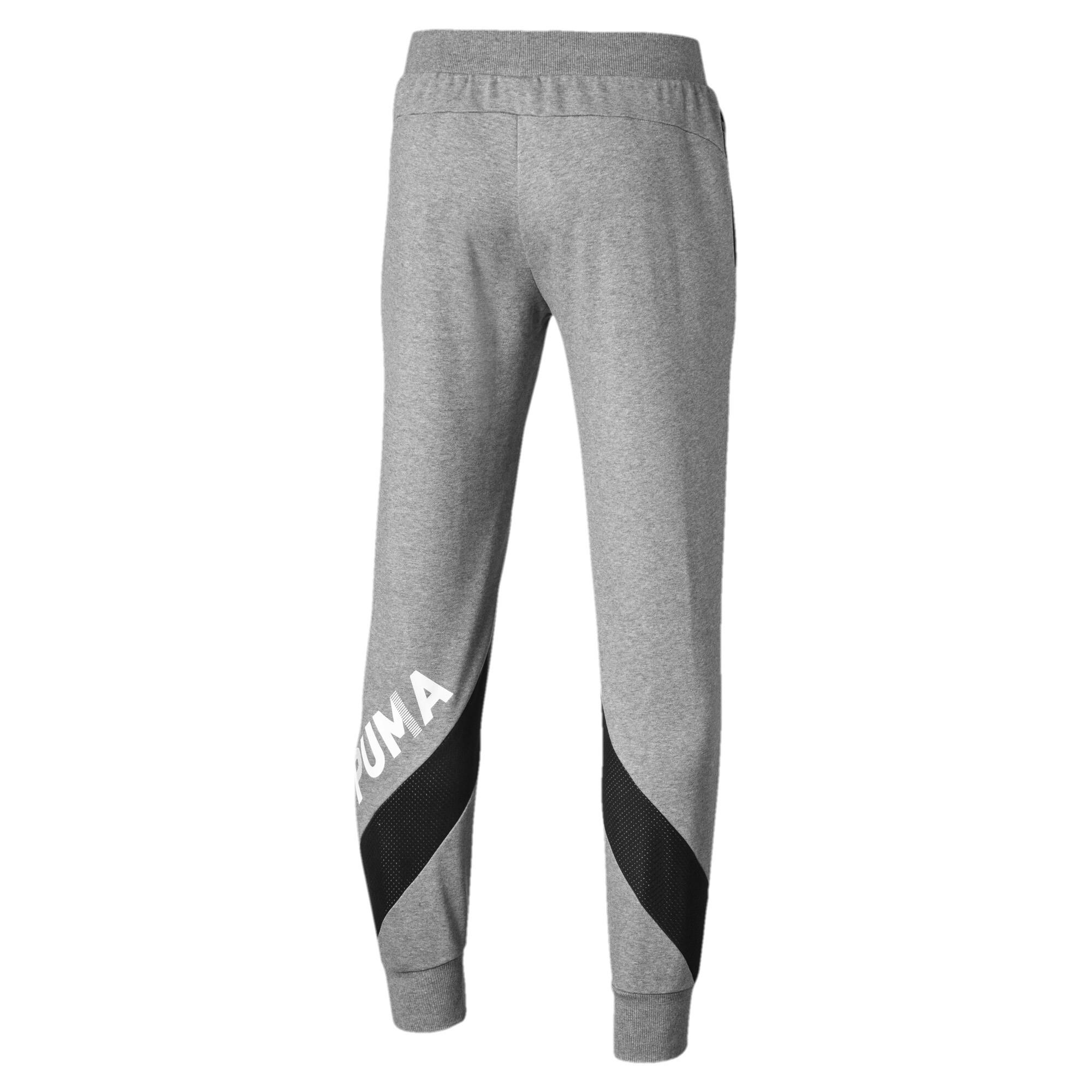 PUMA-Modern-Sports-Men-039-s-Sweatpants-Men-Knitted-Pants-Basics thumbnail 3