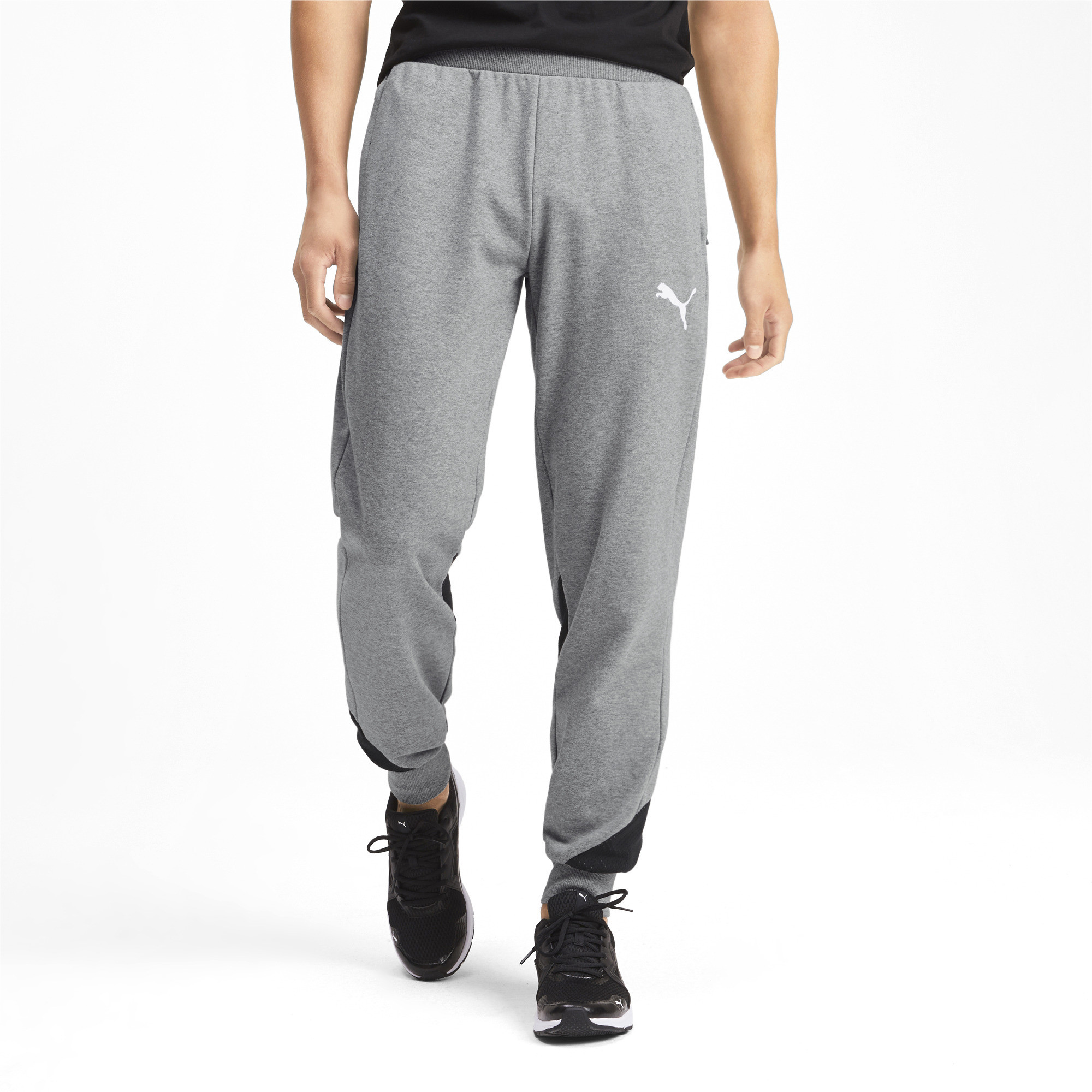 PUMA-Modern-Sports-Men-039-s-Sweatpants-Men-Knitted-Pants-Basics thumbnail 4