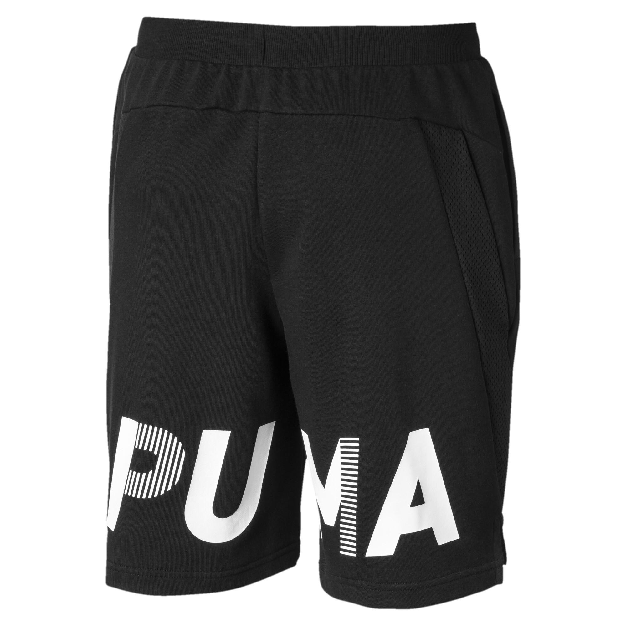 PUMA-Modern-Sports-Men-039-s-Shorts-Men-Knitted-Shorts-Basics thumbnail 3