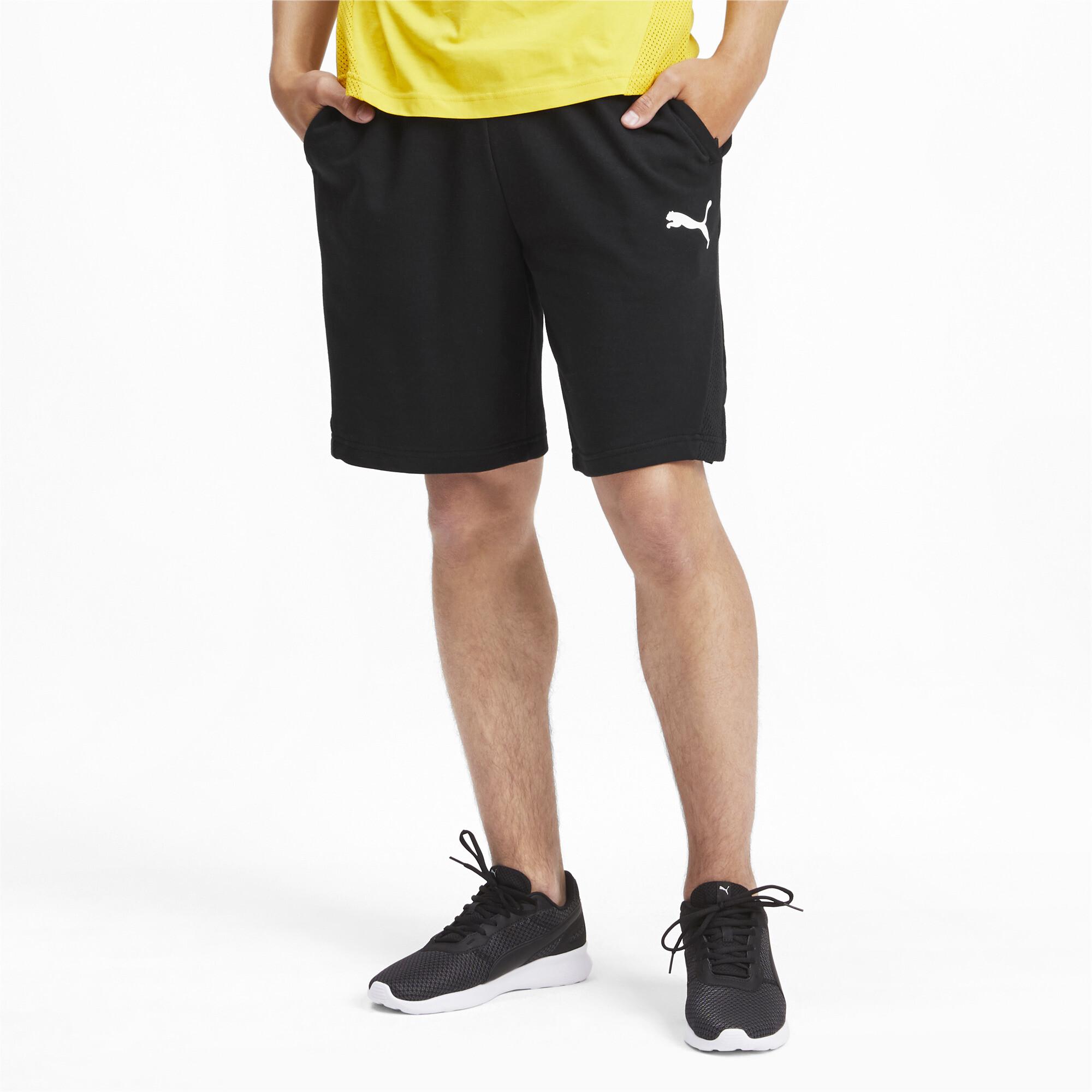 PUMA-Modern-Sports-Men-039-s-Shorts-Men-Knitted-Shorts-Basics thumbnail 4