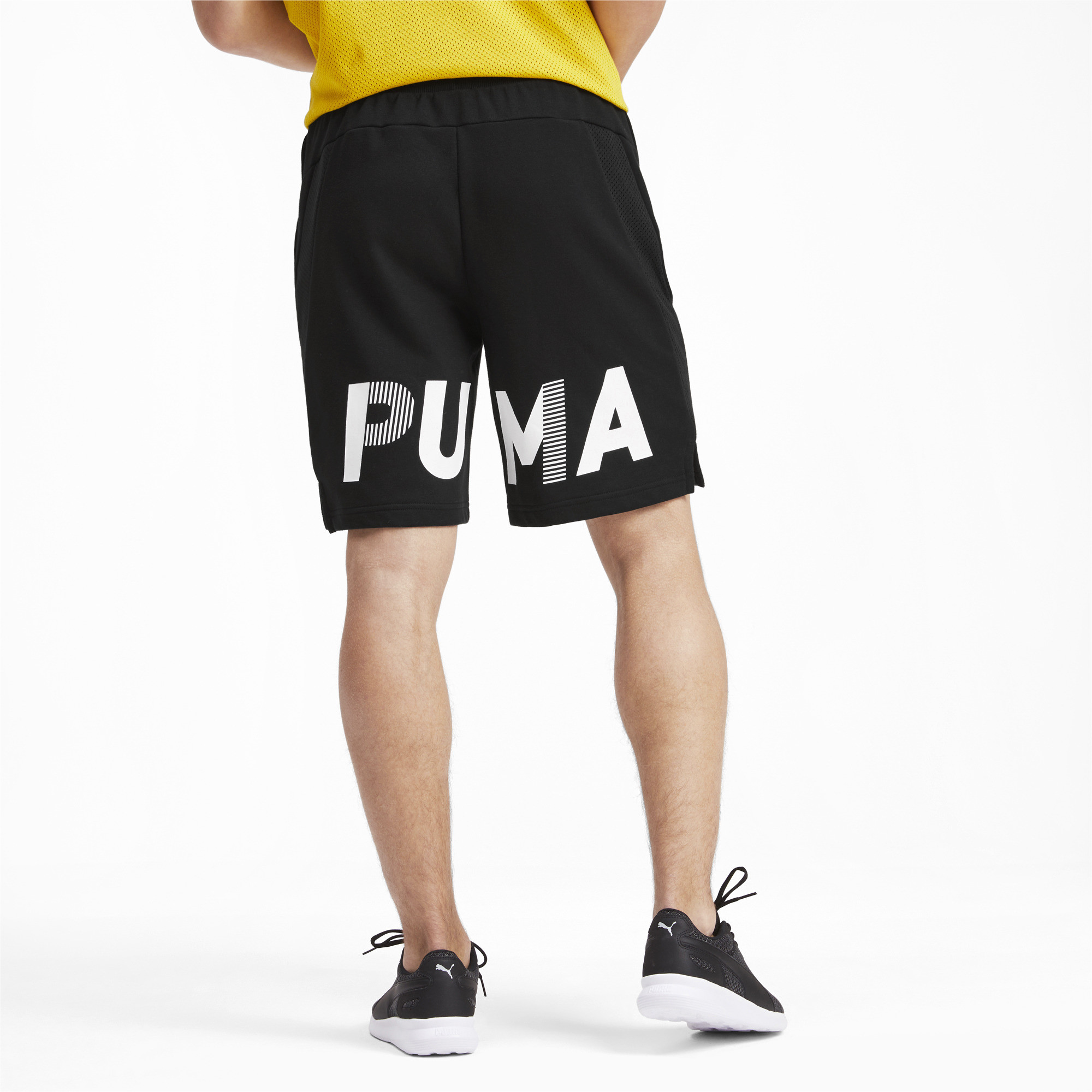 PUMA-Modern-Sports-Men-039-s-Shorts-Men-Knitted-Shorts-Basics thumbnail 5
