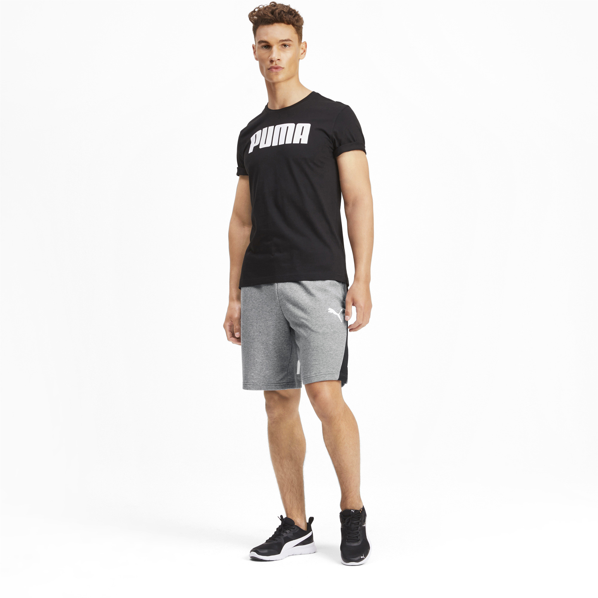 PUMA-Modern-Sports-Men-039-s-Shorts-Men-Knitted-Shorts-Basics thumbnail 11