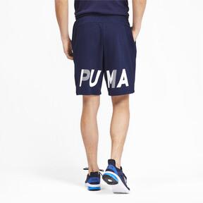 Miniatura 3 de Shorts Modern Sports para hombre, Peacoat, mediano