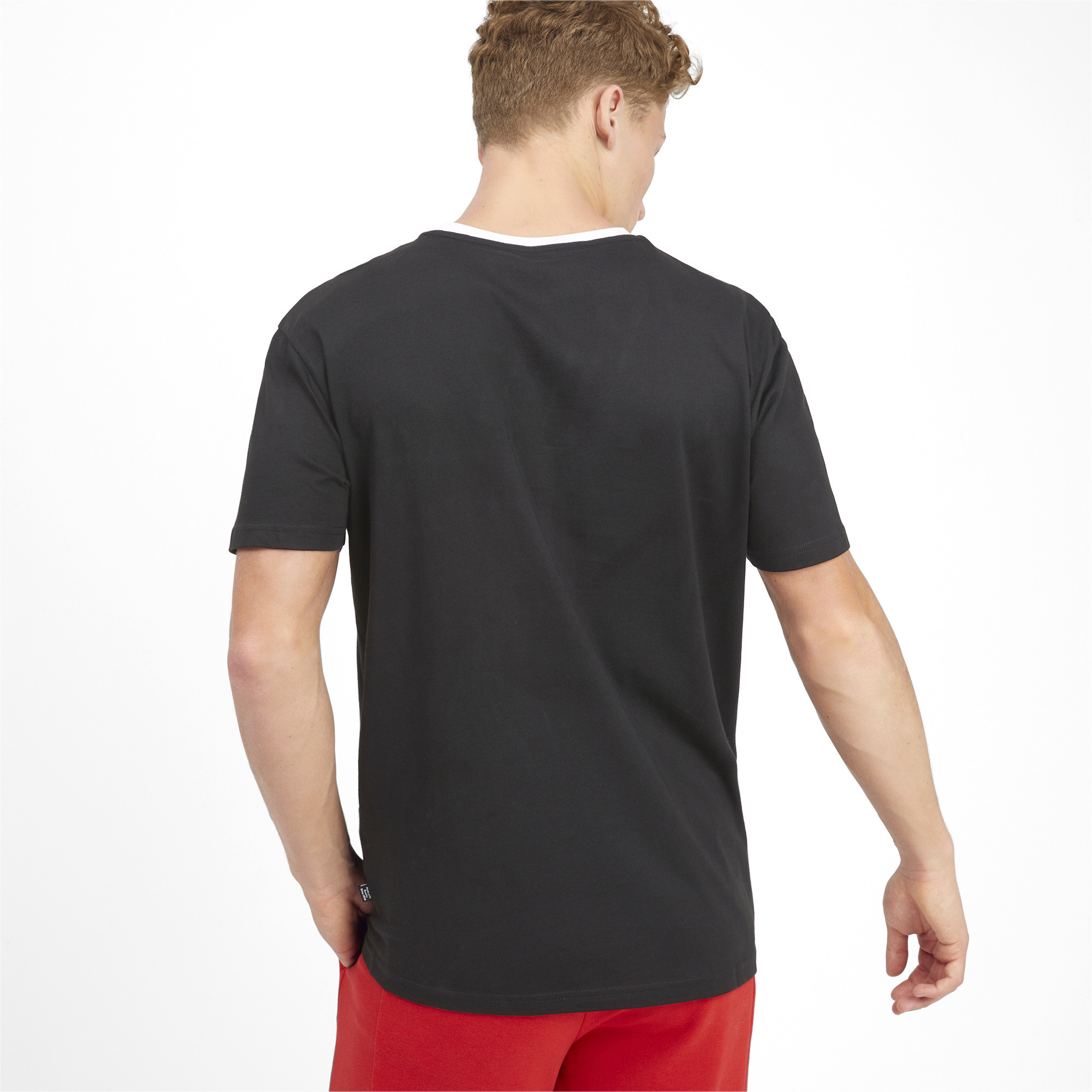 PUMA-Rebel-Bold-Men-039-s-Tee-Men-Tee-Basics thumbnail 9