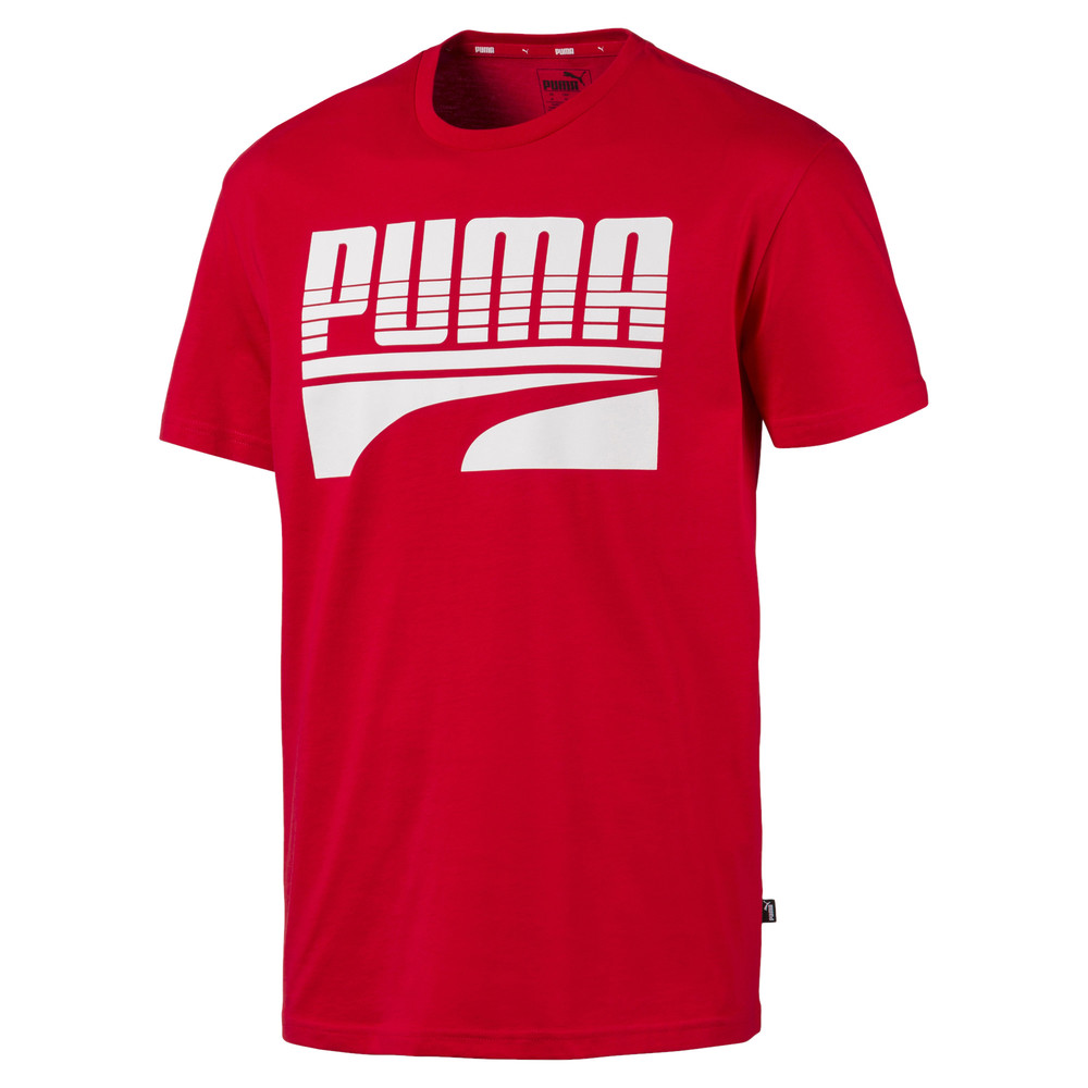 Image PUMA Rebel Bold Graphic Short Sleeve Men's Tee #1