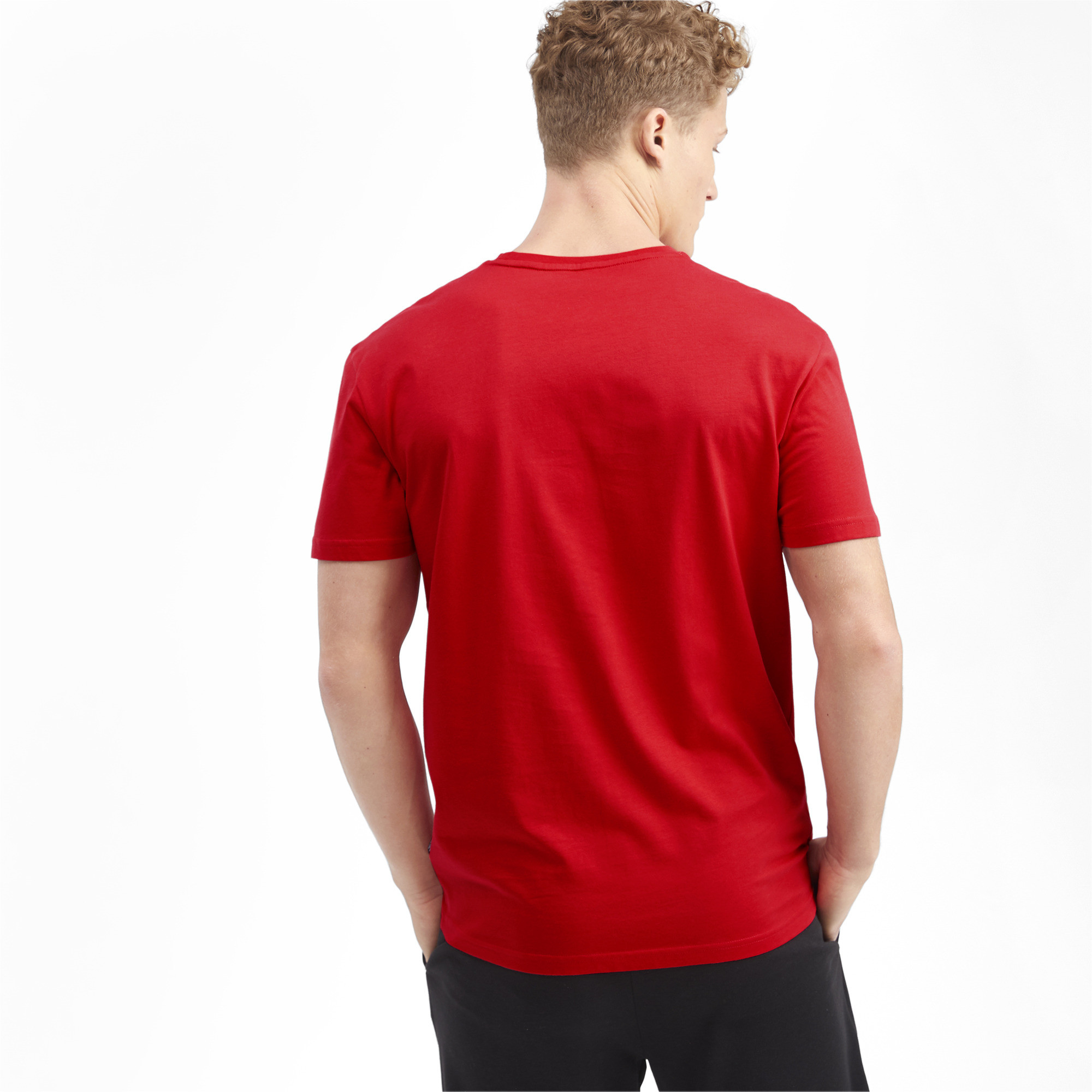 PUMA-Rebel-Bold-Men-039-s-Tee-Men-Tee-Basics thumbnail 5