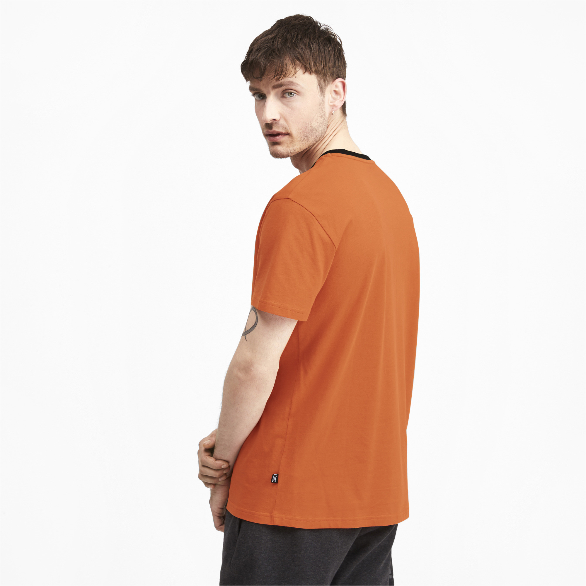 PUMA-Rebel-Bold-Men-039-s-Tee-Men-Tee-Basics thumbnail 26