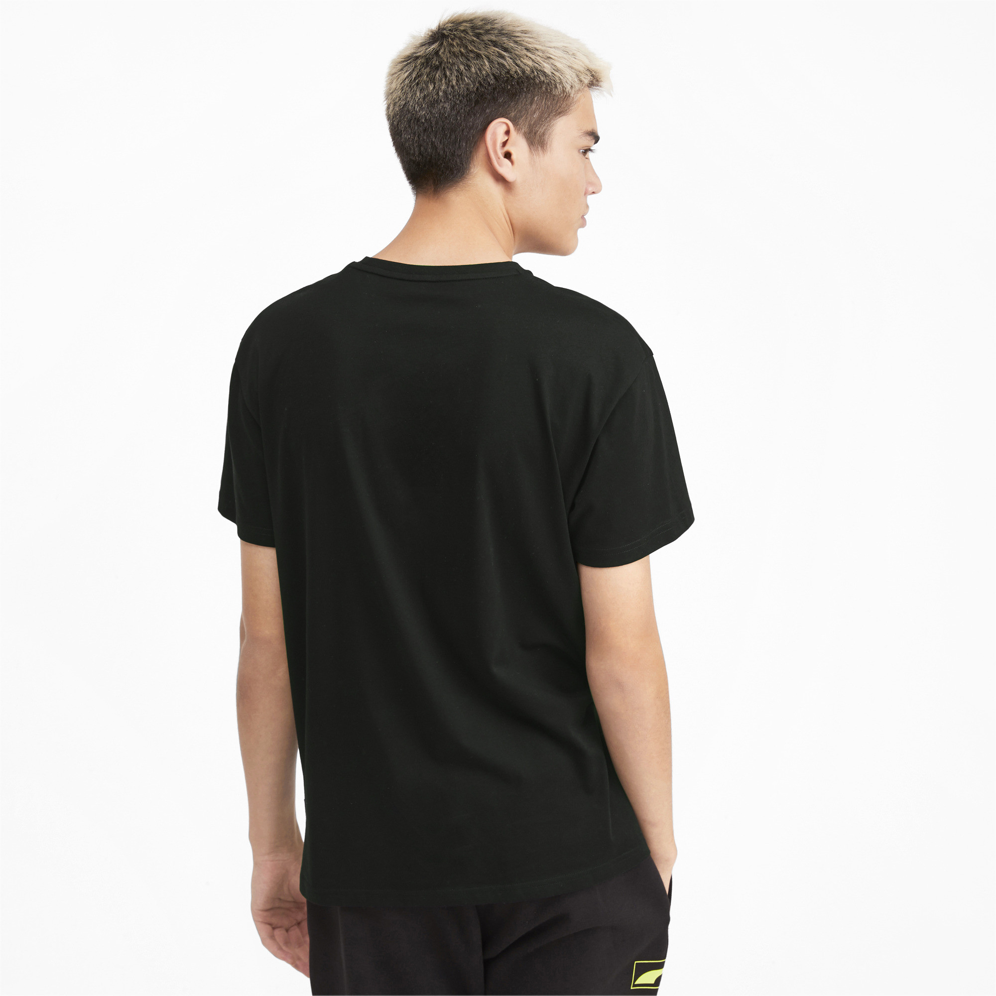PUMA-Rebel-Bold-Men-039-s-Tee-Men-Tee-Basics thumbnail 17