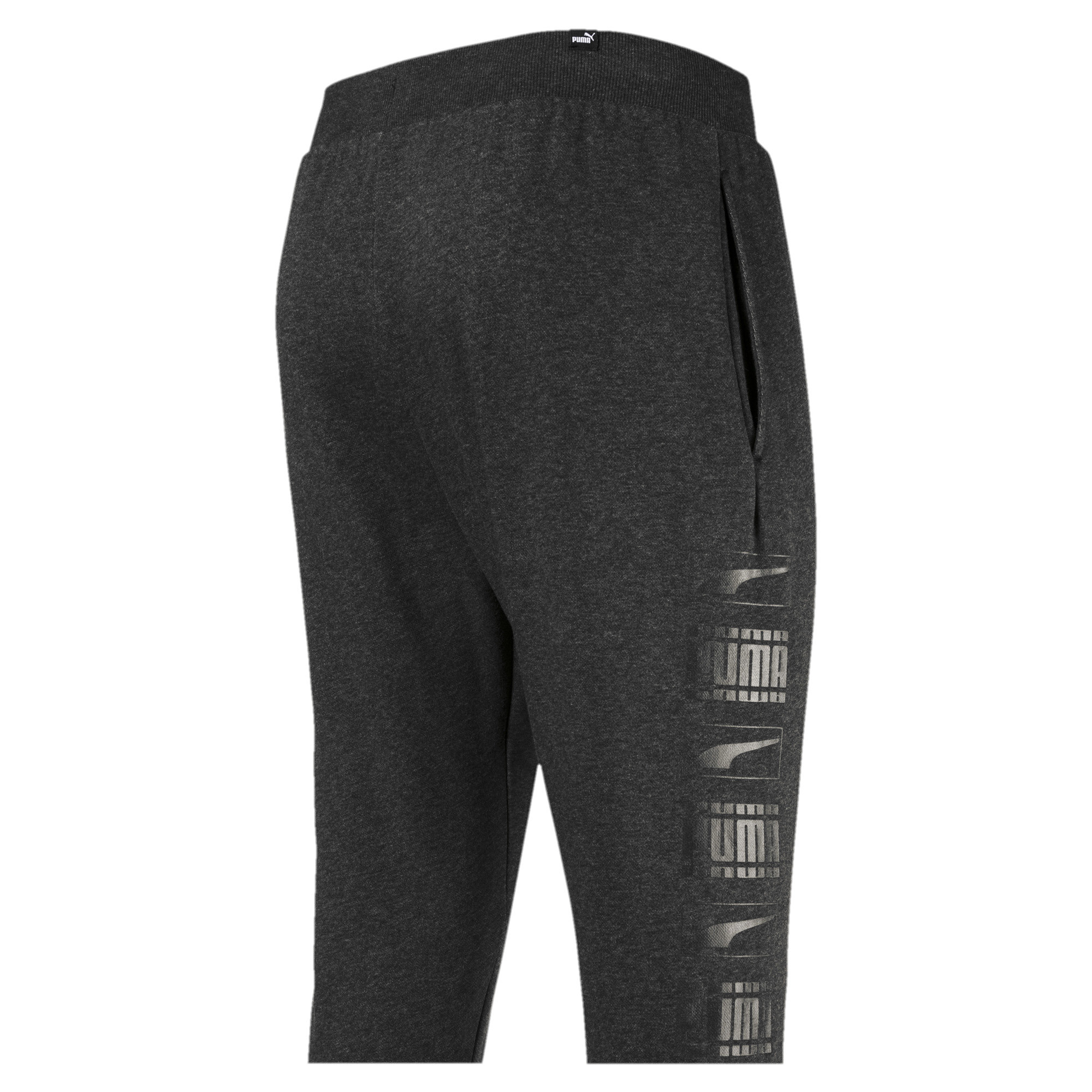 PUMA-Rebel-Bold-Men-039-s-Sweatpants-Men-Knitted-Pants-Basics thumbnail 17